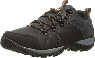 Columbia Mens Peakfreak Venture LT Low Rise Multisport Outdoor Shoes, Black (Shark, Valencia 011), 10.5 UK