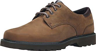 Rockport Mens Northfield Oxford-Espresso Nubuck-8 M 242af8774ec