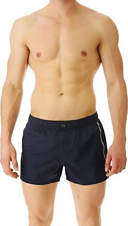 c204ed2776 Emporio Armani Swim Shorts Trunks for Men On Sale, Blue Navy, polyester,  2017