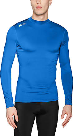 Joma Brama Academy Training Shirt Long-Sleeved Royal Blue Children Royal Blue, Size 10 (10)
