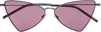 Saint Laurent Eyewear Óculos de sol Jerry - Preto