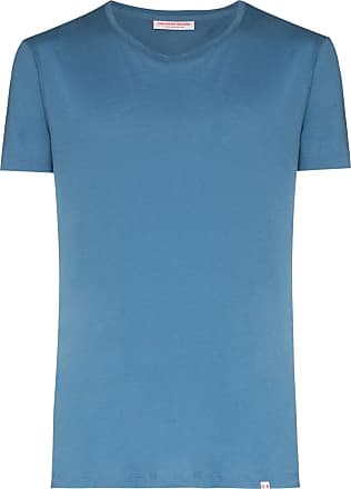 Orlebar Brown round neck T-shirt - Blue
