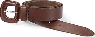 Peter Hahn Nappa leather belt Peter Hahn brown