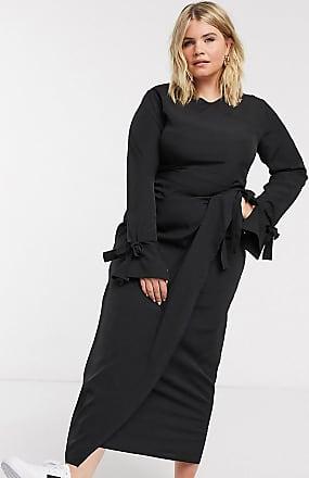 Robes À Manches Longues Noir : Achetez jusqu\'à −81%   Stylight