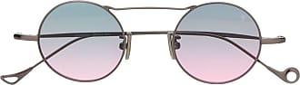 Eyepetizer Óculos de sol redondo Valentin - Cinza