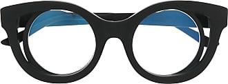 Kuboraum Occhiali cat-eye - Di colore nero