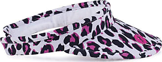 Glenmuir Ladies LH2576 Headband Golf Visor (One Size, Fuchsia Animal Print)