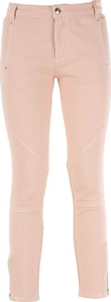 Pinko Jeans On Sale in Outlet, Pink, Cotton, 2017, 26