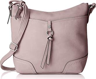 Tom Tailor Tom Tailor Acc Imeri Womens Cross-Body Bag, Purple (Lila), 28x25x8.5 Centimeters (W x H x L)