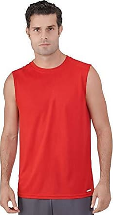 a09140aa2c0180 Russell Athletic Mens Dri-Power Performance Mesh Sleeveless Muscle