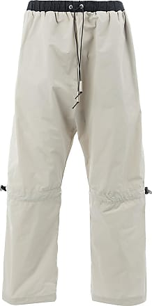6577dd90f44 A-Cold-Wall  elasticated drawstring track trousers - Neutrals