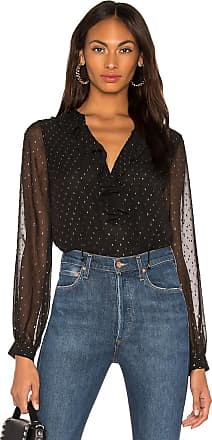Paige Marella Blouse in Black