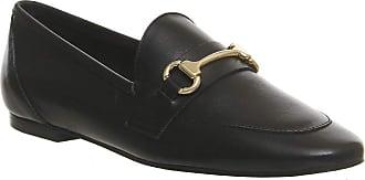 Office Destiny Trim Loafer Black Leather - 5 UK