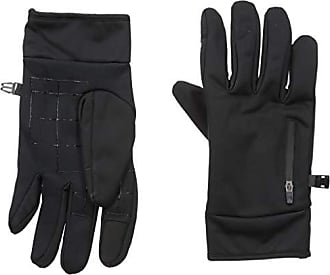 Kenneth Cole Reaction Mens Warm Winter Gloves, black Large