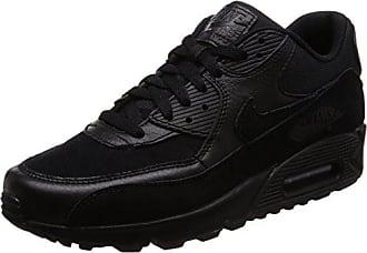 competitive price 3f7e9 a713b Nike Air Max 90 Premium, Bas homme - Noir (Black black 012)