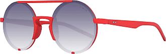 Polaroid Unisexs PLD 6016/S 8W ABA 50 Sunglasses, Red/Grey Grey Sf Pz