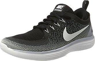 new arrival baee3 bc626 Nike Free RN Distance 2, Chaussures de Running Femme, Noir (Black White