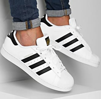White Footwear Black adidas Core Baskets C77124 Superstar nqxaSIOv