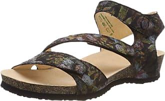 Think Womens Dumia_484372 Gladiator Sandals, (Sz/Kombi 09), 6.5 UK