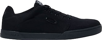 Oakley 13551-02E-9 Canvas Flyer Sneaker Blackout UK 9 Sneaker