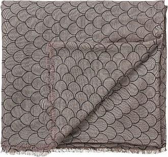 Edblad sjaal Evelyn Tiles   kleur clay