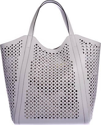 d6ea11bfc8 Coccinelle Ladybird Shopping Bag Perine Ladies White Leather Size