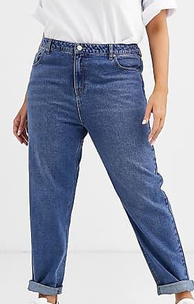 Urban Bliss Mom jeans-Blu