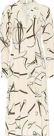 Victoria Beckham Printed midi dress