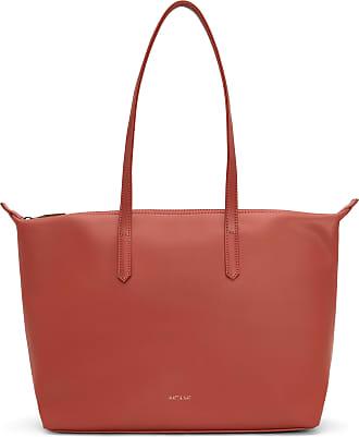 Matt & Nat Abbi Dwell Tote Bag Red - Red