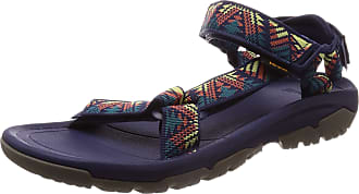 Teva Mens Hurricane Xlt2 Ms Ankle Strap Sandals, Multicolour (Boomerang 424), 11 UK