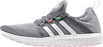online store 652f7 05d07 adidas Damen CC Fresh Bounce W Laufschuhe, GrauWeiß (GrisFtwbla