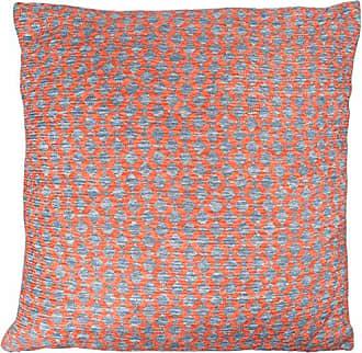 Trademark Bedford Home 66A-27366 Modern Throw Pillow, Orange