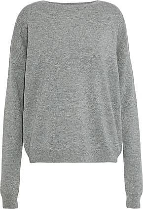 N.Peal N.peal Woman Cashmere Sweater Gray Size XL