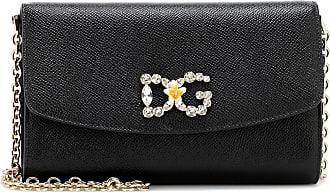 Dolce & Gabbana Mini leather shoulder bag
