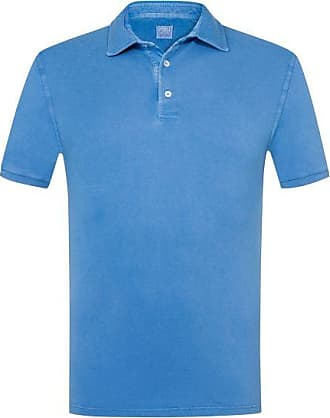 Fedeli North M.M Polo-Shirt (Blau) - Herren