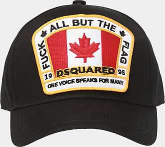 Dsquared2 Exclusive For Vitkac Limited Edition Baseball Cap Unisex Black