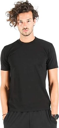James Perse Mens S/S Crew Tshirt T - Shirt, Black (Black BLK), Large