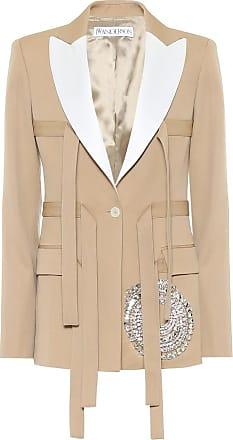 J.W.Anderson Embellished virgin wool jacket