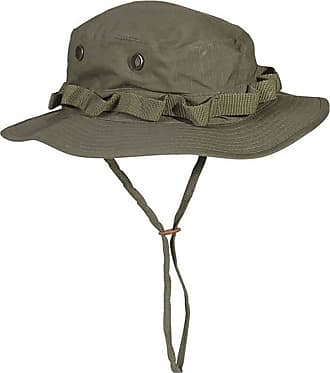 Mil-Tec US Army Style Olive Green Rip Stop Jungle Boonie Hat (XX-Large)