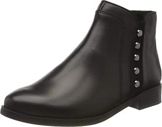 Remonte Womens R6379 Chelsea Boots, Black (Schwarz/Schwarz 01), 5 UK