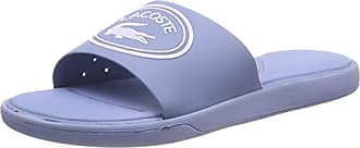 4c94db9b65 Lacoste L.30 Slide 119 2 CFA, Sandales Bout Ouvert Femmes, Bleu (