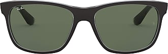 Ray-Ban Mens RB4181 6130 Sunglasses, Negro, 57
