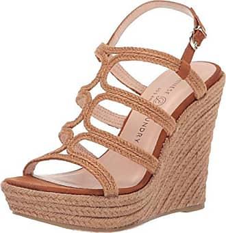4805ef51bf23 Chinese Laundry Womens Milla Espadrille Wedge Sandal