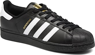 info for 66a22 e4499 adidas Adidas Superstar Foundation - Sneakers voor Heren  Zwart