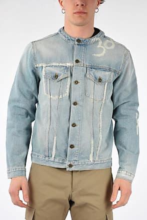 Ih Nom Uh Nit Denim Jacket With Print size M