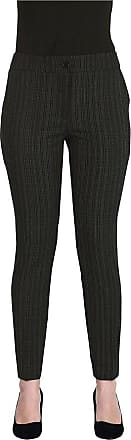 MySocks Regular Tailored Trousers Brown Check