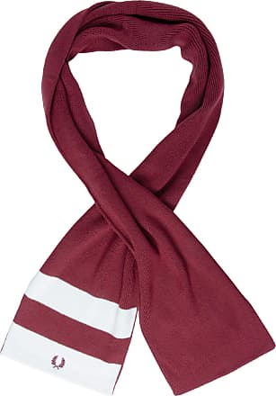Fred Perry CACHECOL MASCULINO BOLD TIPPED SCARF - VINHO