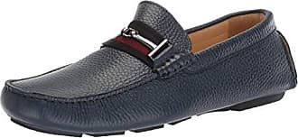 Bugatchi Mens Driver Driving Style Loafer, Indaco, 9.5 Medium US
