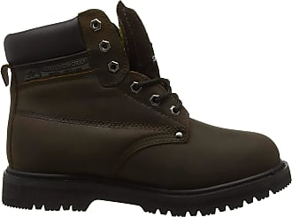 Groundwork Sk21, Unisex Adults Safety Boots, Brown, 10 UK (44 EU)