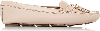Dune London Dune Ladies Womens Gaze XX Tassel Loafer Shoes Size UK 5 Blush Flat Heel Loafers